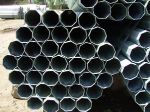 Polygon Steel Pipe